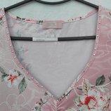 блузка, кофта Balizza B2, розовая, итальянская, 42