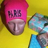 Шапочка на девочку весна PARIS
