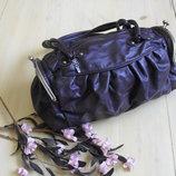 Стильная и модная сумка коричневая Sisters point