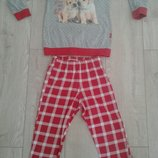 Продам стильную пижаму для девочаи Cornette 98/104