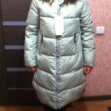 Женская зимняя куртка пальто . Подросток 46