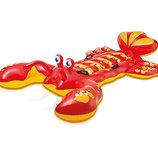 Надувная игрушка Лобстер Intex 57528