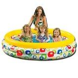 Детский надувной бассейн Intex 58449 NP