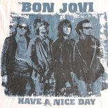 Футболка Bon Jovi, M