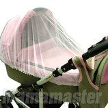 Дизайнерские антимоскитные сетки на коляски