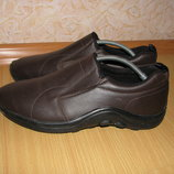 Cotton кожаные кроссовки 44 р по ст 29 см обуты два раза