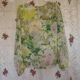 Супер блуза zara woman р.s