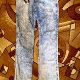 Летние женские джинсы. Размер 31