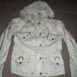 Фирменная куртка- ветровка Donilo рост 152 .