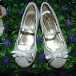 Туфельки для золушки 25 8 р,ст 16см.Мега выбор обуви и одежды