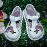 Бомбезные туфли Walkmates 22 5 р,ст 14 см.Мега выбор обуви и одежды