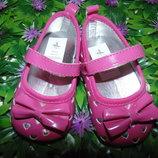 Пинетки-Туфельки по ст. 10,5см.Мега выбор обуви и одежды