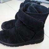 Сапоги зима 38 р