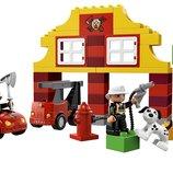Lego duplo Моя первая пожарная станция My First Fire Station 6138