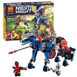 Конструктор Nexo Knights Bela 10485 Ланс и его механический конь 249 дет.