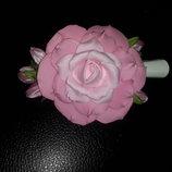 Роза на стреле 12см