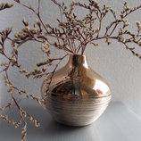 Красивая зеркальная ваза-подсвечник для декора Вашего дома