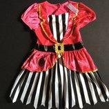 Карнавальное платье Пиратки 3-5 лет