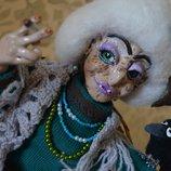 Авторские эксклюзивные интерьерные куклы ручной работы