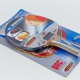 Набор для настольного тенниса Donic Level 600-800 Мт-752518 Bat Qrc 1 ракетка 2 накладки