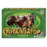 Настольная игра Тотализатор Технок 0410 экономическая