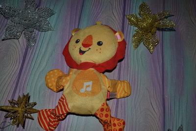 музыкальная игрушка фишер прайс- играет, танцует