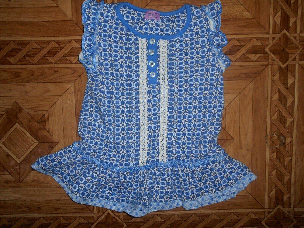 Женский голубой джемпер с доставкой