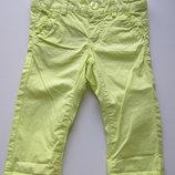 новые летние брюки Benetton на девочку. оригинал. на 12мес