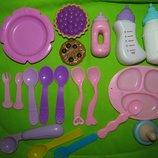 Посуда для кукол