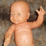 Скидка новорожденный анатомически корректный младенец пупс мальчик 42 см