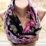 Большой красочный шарф BM-Accessories