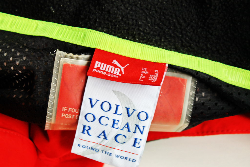 куртка puma volvo ocean race