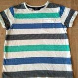 Продам фирменные ,новые футболочки на мальчика 5-7 лет.