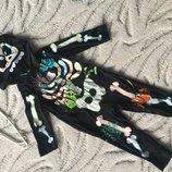 Новогодний, карнавальный костюм склетик George 2-3 годика в отличном состоянии