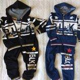 спортивные костюмы тройки 98 и 122 венгрия