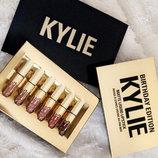 суперстойкая матовая жидкая помада Kylie Birthday Edition 1 Цветна выбор