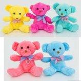 Мягкая игрушка Мишка 22см 5 видов