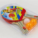 Набор для настольного тенниса Macical MT-805 2 ракетки 3 мяча