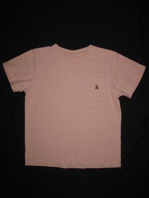 5-6 лет, розовая футболка с Мишкой