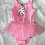 H&M, Hello Kitty р. 122 - 128, 6 - 8 лет для танцев, гимнастики