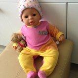 Одежда человечек для куклы Анабель, Шу-Шу, Беби Борна 42-46см