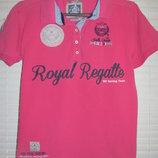 Мужская футболка, поло Royal Regatte размер S