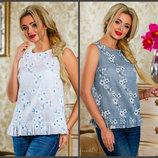 Безумно нежная, романтичная блуза 804