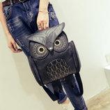 Замечательный оригинальный рюкзак Сова В Наличии