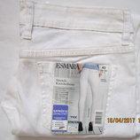 Шикарные хлопковые брюки р.40 наш 48 ESMARA Германия.