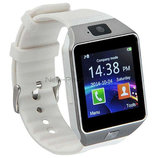 Часы Smart Watch Phone DZ09 White