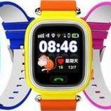 Детские смарт часы с трекером Smart Q100 цвета