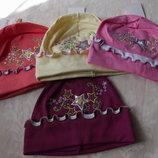 Тонкие шапочки с рюшей SHELL