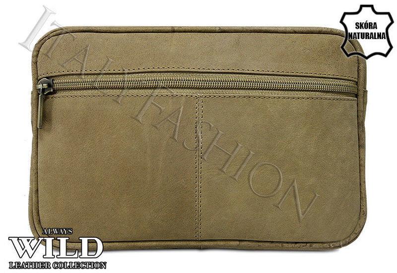 bd746d229dc5 Мужская кожаная барсетка Always Wild А5: 809 грн - мужские сумки в Киеве,  объявление №13498252 Клубок (ранее Клумба)