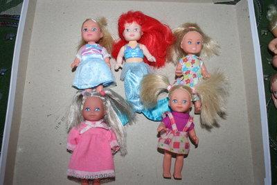 Маленькие куколки Симба